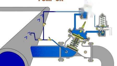 伯尔梅特阀门-应用-735 Pump Start