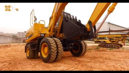 XG815W轮式挖掘机