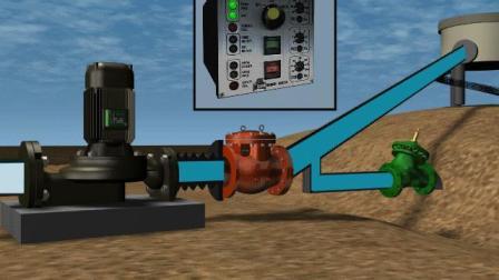 伯尔梅特阀门-应用-Pump and Check Valve + 735
