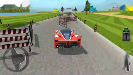 停车大师超级跑车车手法拉利汽车解锁安卓游戏43