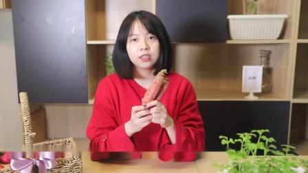 用自己在阳台上种好的水果胡萝卜做美食 健康又营养!