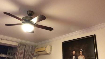 风扇灯白色灯坏了
