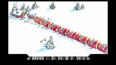 原版美国少儿英语故事: 圣诞老人的圣诞节 Santa's Christmas