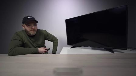 亚马逊最畅销系列:TOSHIBA 4K 电视开箱