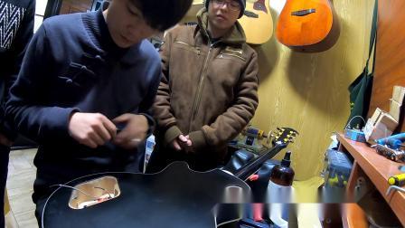 还在烦恼怎么换拾音器?演示下如何三分钟更换电吉他拾音器