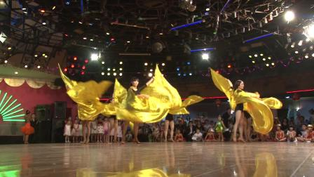 广州飞扬舞蹈艺术培训学校6周年庆典表演《金翅膀》