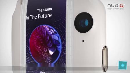 努比亚在MWC 2019上展示了其可穿戴OLED手环智能手机