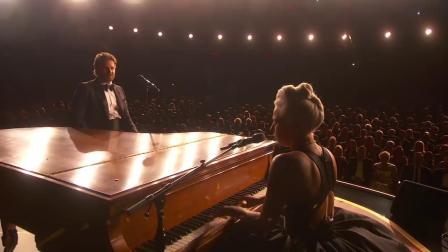 Lady Gaga,布莱德利·库珀-浅薄(《来自星星的你》在奥斯卡颁奖礼上直播)