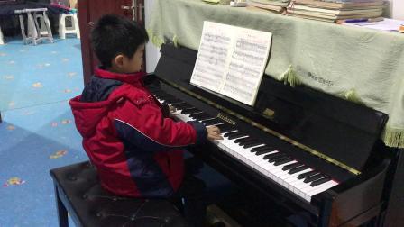 布格缪勒钢琴进阶练习之7《清澈的小溪》钢琴曲
