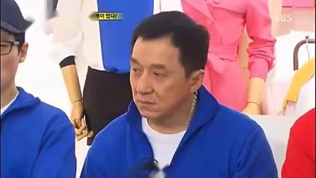 参加韩版跑男成龙大哥搞笑谈张曼玉元彪刘德华等好友