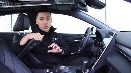 首试一汽丰田亚洲龙,空间大过凯美瑞,油耗低过高尔