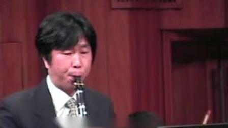 川交室内乐音乐会:指挥邓思义(2004.11.27)