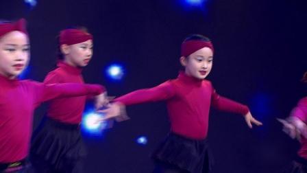 2019中国梦少年梦山东广播电视台春节大联欢济阳闻韶舞蹈学校《心随舞动》