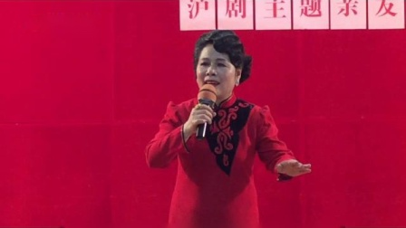 沪剧琴台重逢-花盟殷俊华严兰香演唱