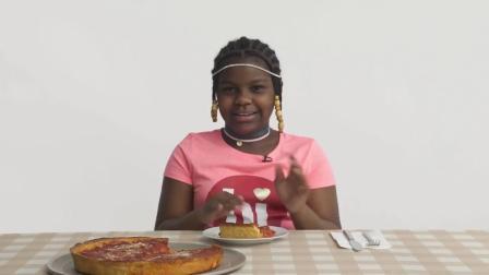 美国小孩尝试10种不同口味的披萨,会是什么反应? - Kids Try 10 Styles of Pizza from Around the...