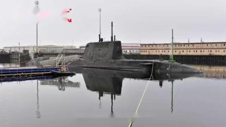 英国机敏级核潜艇,百分之九十是美国设计,这说明两国关系很好