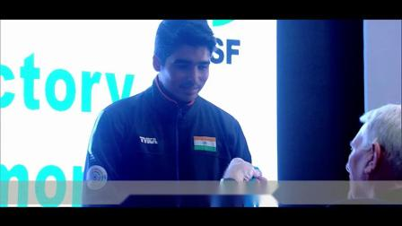 ISSF国际射联新德里世界杯-10米气手枪混合团队赛