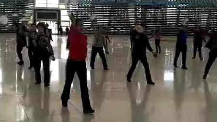 2019年2月27日在银川办柔力球培训班