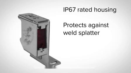 美国邦纳Q5X系列高功率激光测距传感器