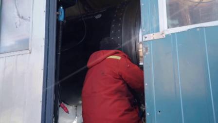 大型管道全自动焊接技术太厉害了,熊谷A-610双炬自动焊焊得又快又好!