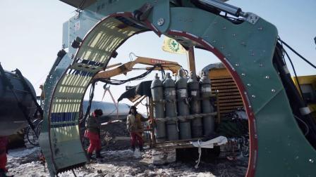 成都熊谷加世电器有限公司管道全自动焊机在中俄东线施工视频