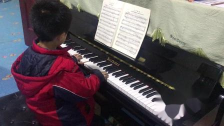 巴赫钢琴初级曲集《小步舞曲7》