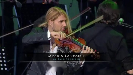 David Garrett -Mission Impossible