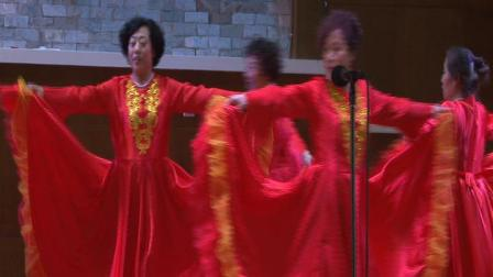 老年团契舞蹈【普世欢腾】