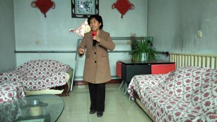 雄安北青村方晓妍学唱打金枝选段劝万岁