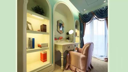 赣州瀚亭三二室一厅90平方米小户型的房子精装修样板房图片视频