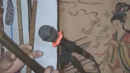 洞箫演奏雪花神剑主题曲《男儿无泪》