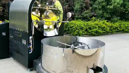 120KG咖啡烘焙机