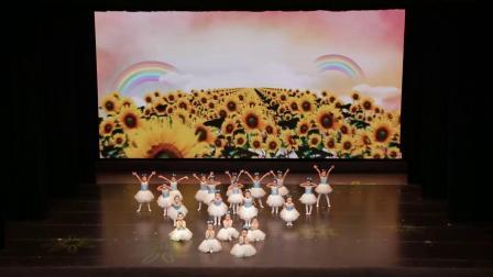 2019年舞蹈展演_20日晚上_5一年级_少儿舞蹈_中国舞_石家庄秦川艺校