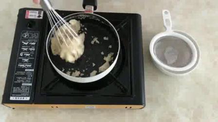 烘焙泡芙 甜品烘焙培训学校 宁波哪里可以学烘焙