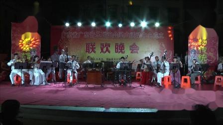 广东音乐〈和尚思妻〉高胡:黄海 杨琴:温枝山