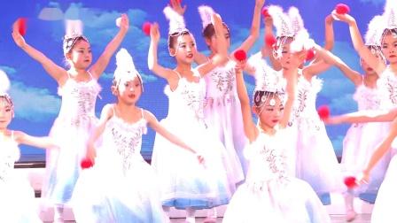 江苏综艺超级小达人春节联欢晚会 常州梦之舞舞蹈培训中心《向天歌》