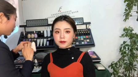 漯河艾尚化妆美容职业培训学校——网红妆公开课