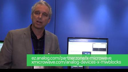 X-Microwave & Analog Devices collaborate