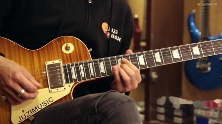 096-初音ミク- 歌声虽然无形 电吉他改编