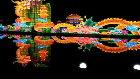 2019年西安大唐芙蓉园春节灯会