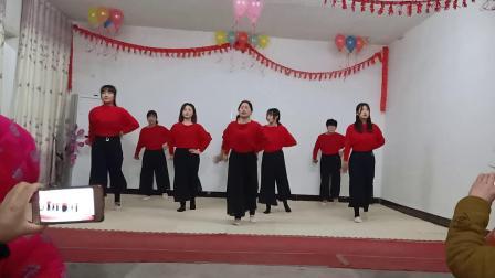 基督教舞蹈(希望之星)夹沟镇辛丰舞蹈团原创