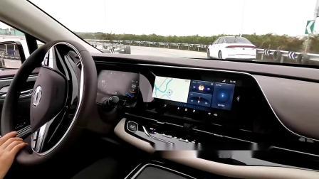 补贴后预售14万起售!广汽新能源Aion S自动驾驶展示:支持L2级别