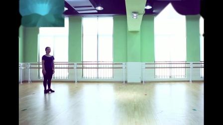 幼少儿舞蹈基础训练体系培训班技巧讲解教学舞蹈教材之前踢步
