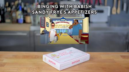 Binging with Babish_ Sandy Frye's Appetizers from Bob's Burgers