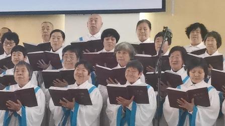 赞美诗31慈悲圣父歌—牟平基督教堂圣诗班献唱