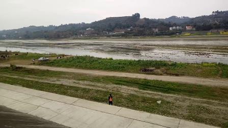 岷江河风景