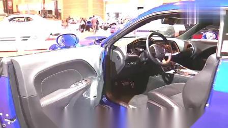 奢华宽体轿跑车,2019道奇挑战者GT,纯正美式肌肉战车