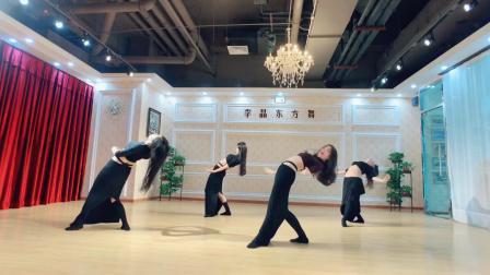 【妖娆曼妙肚皮舞】蛇舞(285) 晶舞东方 - 李晶