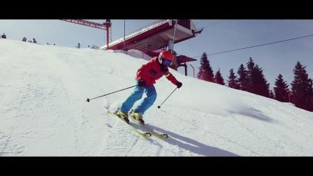 双板滑雪昕昕