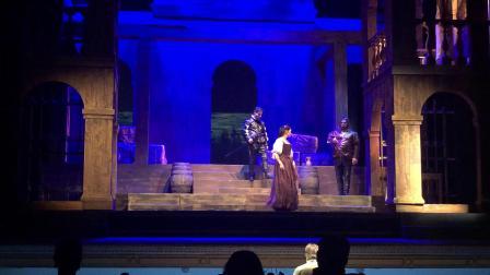 意大利Teatro Verdi di Salerno 歌剧Rigoletto排练第三幕女人善变+四重唱